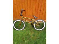 BMX Kush 2 gold from Mafia bikes