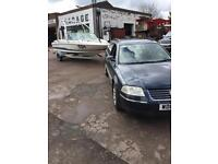 Volkswagen Passat 1.9 TDI PD Highline 5dr 130bhp Full leather heated seats