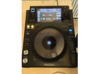 Used Pioneer XDJ 1000 Mk1 USB Touchscreen Deck