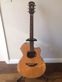 Yamaha APX500 Electro Acoustic - Natural - Good Condition