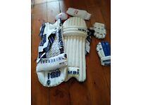 Cricket equipment -set