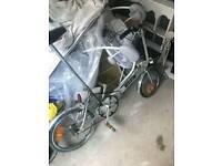Bickerton fold up bike