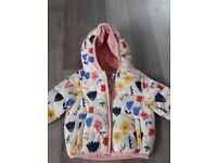 Girls 3 to 6 months marks and spencer coat new
