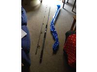 A Silstar Fishing Rod! It Looks Like A Good One!