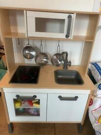 IKEA DUKTIG Play Kitchen & Kitchen Items