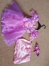 Disney rapunzel dress up 18-24 month