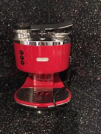 Delinghi espresso coffee maker