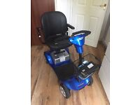 Kymco Blue mobility scooter