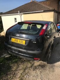 Spares or repairs Ford Focus