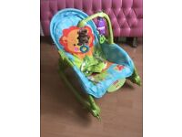 Fisher Price Baby Swing used in good condition cover can be washed.Collect from NW London, Harrow