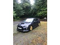 2014 Subaru Impreza sti uk