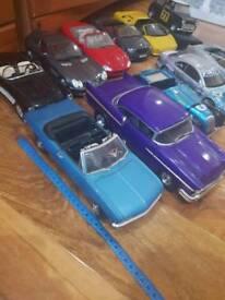 Metal toys vintage