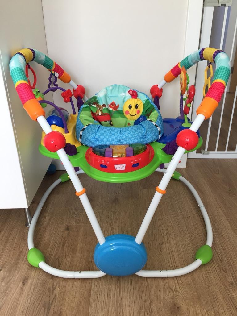 8da8d0875 Baby Einstein Activity Jumper Jumperoo - Almost New