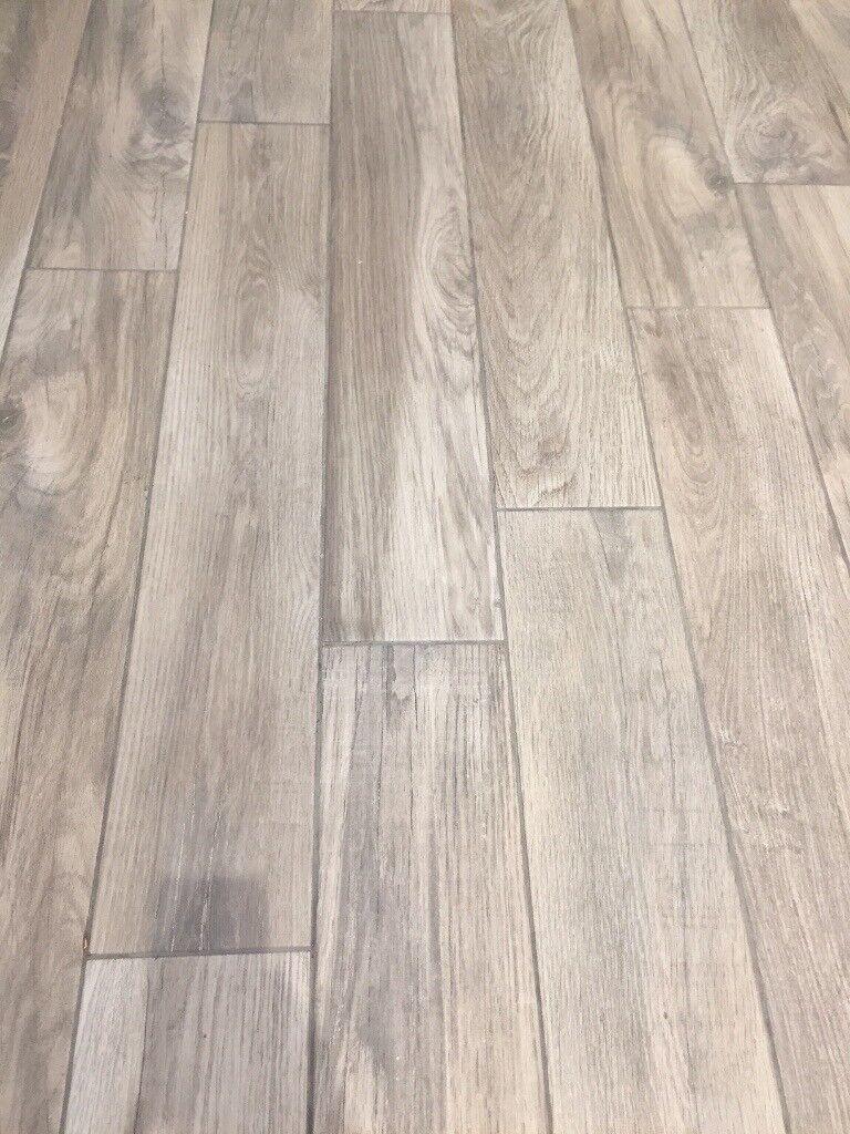 Italian Porcelain Floor Tiles 1200 X 200 X 10mm In North Shields