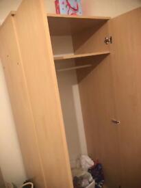 IKEA bostrak wardrobe