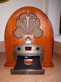 Cd Radio Retro system