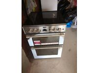 Stoves Sterling G Gas Cooker Brand New. Double Oven
