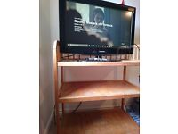 "TV Samsung 32"" + rack"