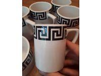Port meirion coffee set