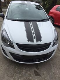 Vauxhall corsa sting 1.2 2014