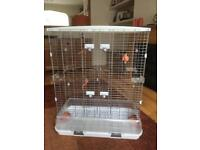 Vision tall bird cage plus cover