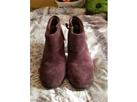 Ladies Clarke's Boots Size 5