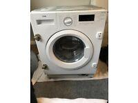 Logic intergrated washing machine