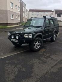 Land Rover td5 2002 very good condition