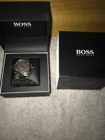 Hugo Boss Supernova Chronograph Watch