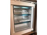 Integrated Siemens freezer