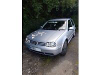 2003 VW GOLF MK4 GTI FOR SALE. 1.8L 150 BHP 3 Door hatchback.