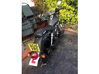 Keeway super light motor bike 125cc Petrol