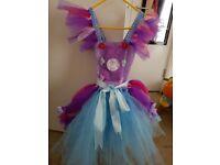 Girls disney frozen dress size 3-4