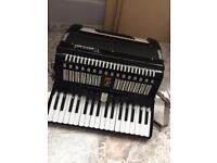 Parrot accordion accordian keyboard wind instrument