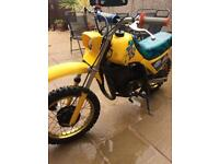 Suzuki ds 80 92 model junior ,enduro,off road motorbike