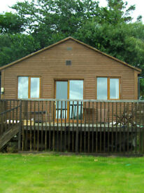1 Bedroomed Log Cabin in Dalchalm, Brora, Sutherland