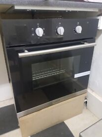 Intergrated Electric Fan assited Oven