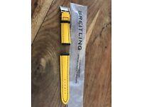 Breitling watch strap