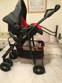 Graco 2 in 1 Pushchair and Car Seat