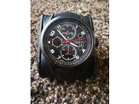 Raymond Weil Freelancer Automatic Chronograph Urban Black PVD Men's Watch Model 7730