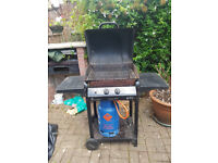Barbeque - Gas fired.