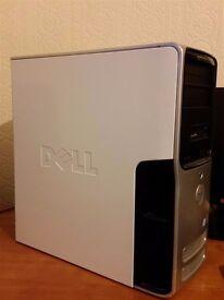 Dell Dimension 9200 PC Desktop Dual core 2.13Ghz - 64-bit - Windows 10 pro - 4 GB