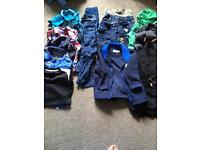 Boys clothes 3-4years old