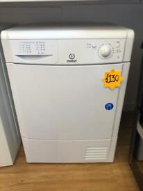 *** Indesit 7kg condensor tumble dryer***Free Delivery & Removal***