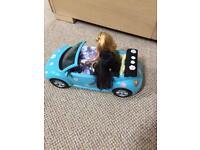 Barbie VW Beatle (cash only)