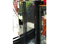 Samsung American Fridge / Freezer - Gloss Black