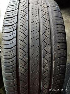 ONE 70% NEW MICHELIN 275/45R20 110V