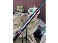 Fishing carp rod