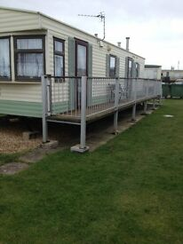 9th - 16th september avaiable in our 2 bedroomed caravan promenade site ingoldmells