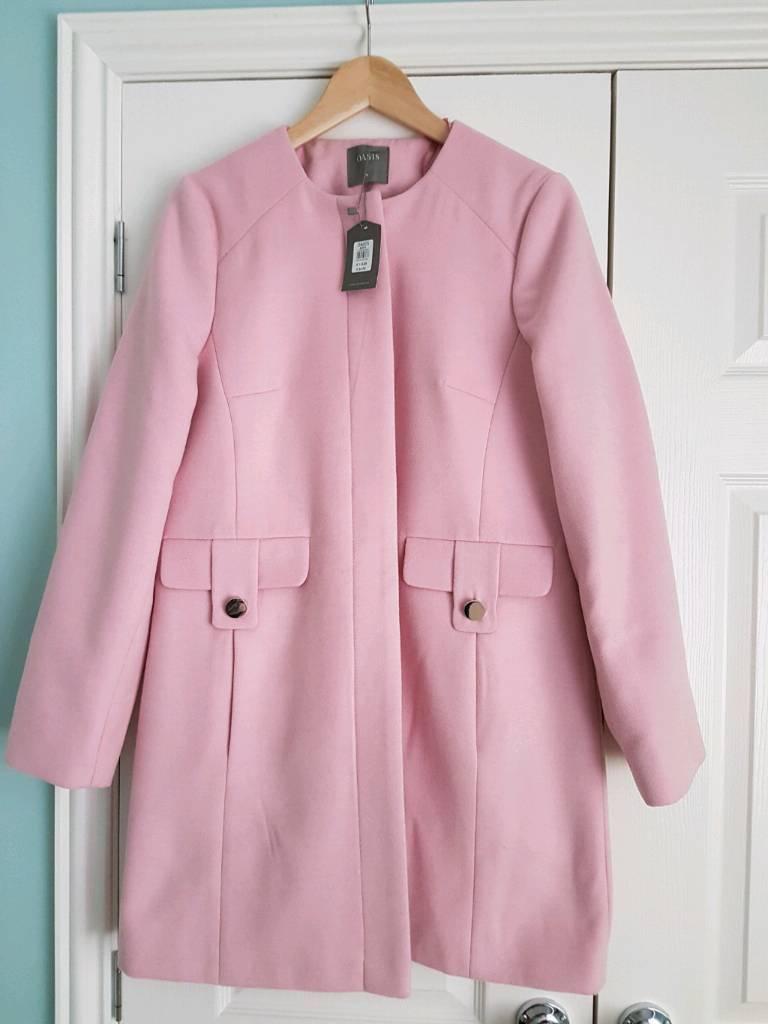 Oasis size 12 coat